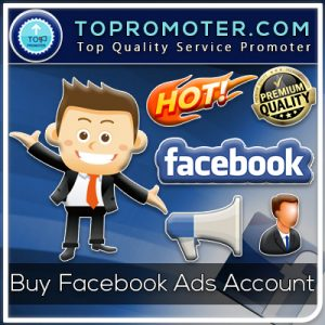 Buy Facebook Ads Accounts
