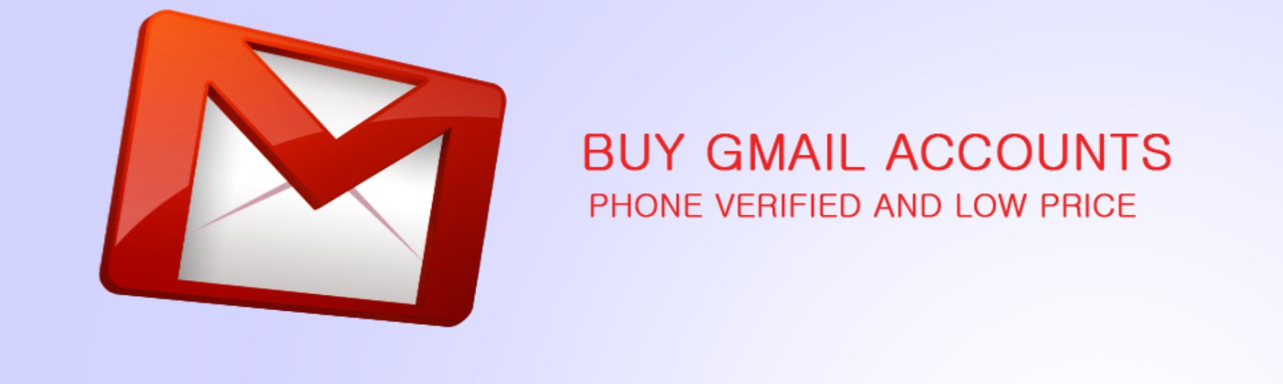 Buy Gmail Accounts service