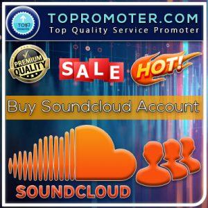 Buy Soundcloud Accounts