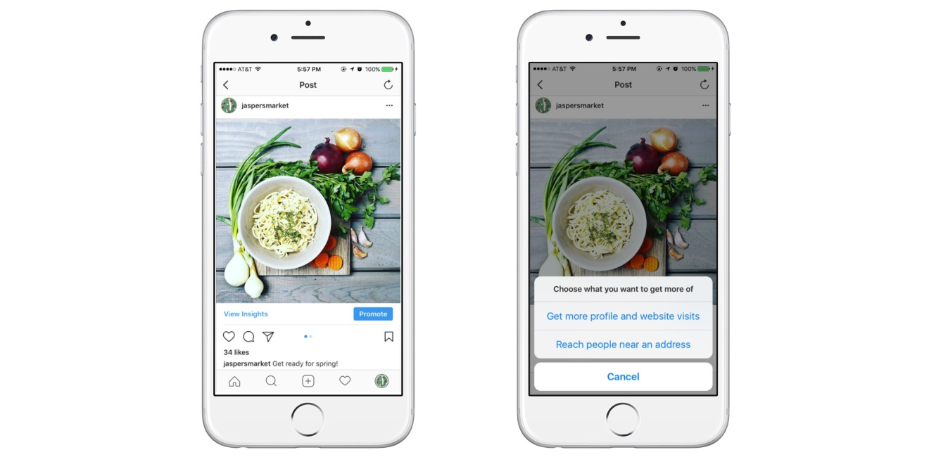 Instagram Promotion Service