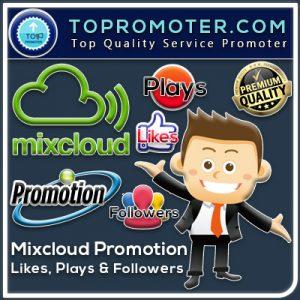 Mixcloud Promotion